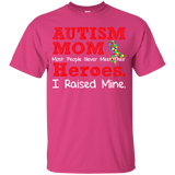 Youth Custom Ultra Cotton Tee - Autism Mom