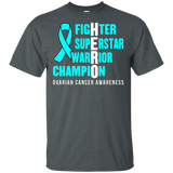 HERO! Ovarian Cancer Awareness T-shirt