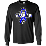 Colon Cancer Warrior! - Long Sleeve Collection