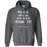Born to stand Out! Autism Awareness Hoodie