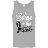 Believe in the cure - Melanoma Awareness Unisex Tank Top