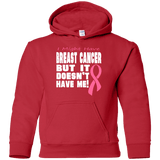 Breast Cancer Doesn't Have Me Kids Collection