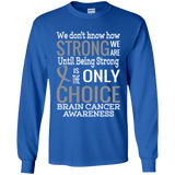 How Strong we are! Brain Cancer Awareness Kids Collection