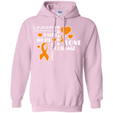 Faith Hope Love... Hoodie
