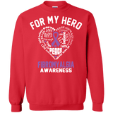For My Hero... Long Sleeved & Crewneck
