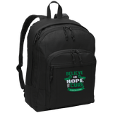 Backpack - Believe & Hope for a cure....