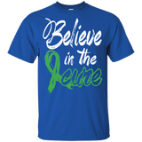 Believe in the cure - Kids t-shirt