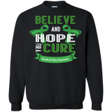 Believe and hope for a cure... Long Sleeve & Sweater