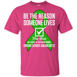 Tick The Box! Organ Donor Awareness KIDS t-shirt