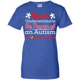 Never Underestimate! Autism Awareness T-Shirt