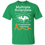 More than meets the Eye! MS Awareness KIDS t-shirt