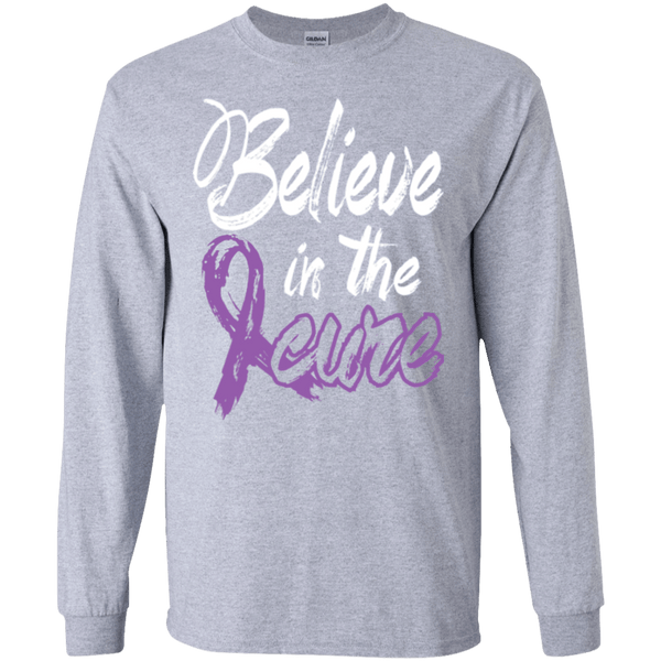 Believe in the cure - Long Sleeve Collection