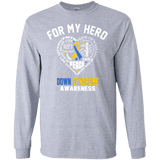 For my Hero... Long Sleeved & Sweater
