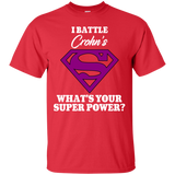 I battle Crohn's... T-Shirt