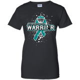 Ovarian Cancer Warrior! - T-Shirt