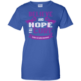 Believe and Hope for a Cure... T-Shirt