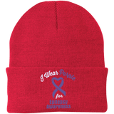 Epilepsy - One Size Fits Most Knit Cap