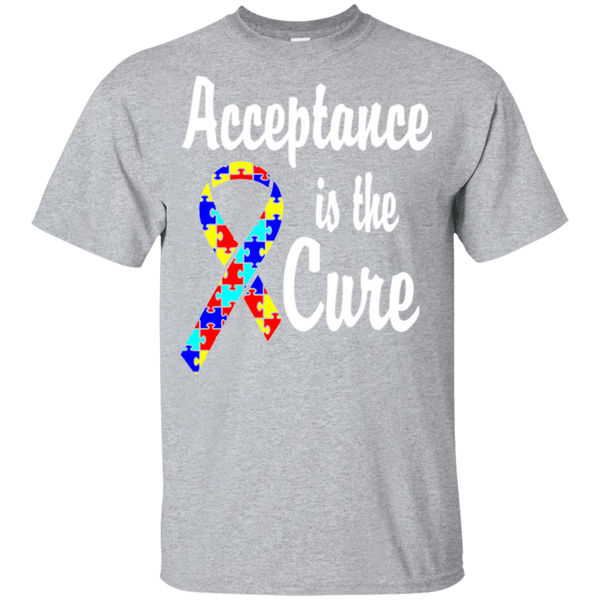 Acceptance is the Cure - Kids t-shirt