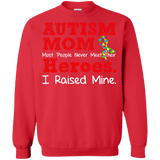 Autism Mom Long Sleeve T-Shirt & Sweater