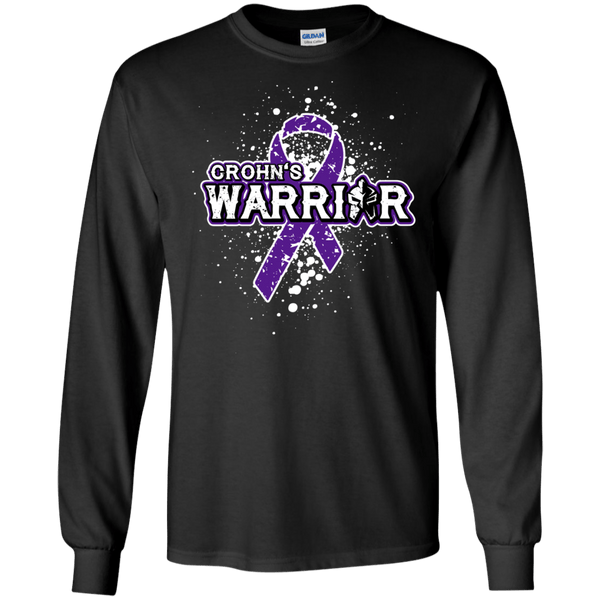 Crohn's Warrior! - Long Sleeve Collection