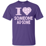 I love someone Au-Some! Autism Awareness Kids Collection