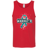Ovarian Cancer Warrior! - Unisex Tank Top
