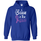 Believe in the cure - Unisex Hoodie