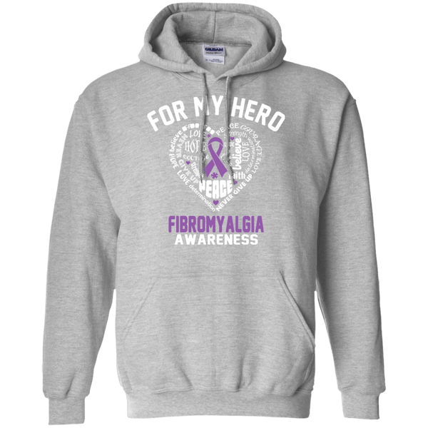 For My Hero... Hoodie