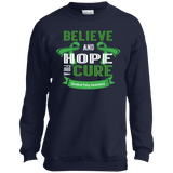 Youth Crewneck Sweatshirt - Someone Au-Some