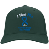 Colon Cancer - Twill Cap