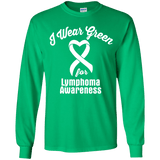 I Wear Green for Lymphoma Awareness... Kids Collection!