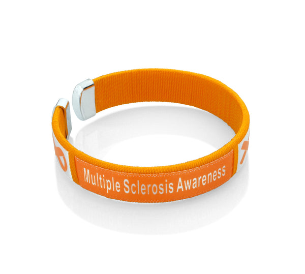 Multiple Sclerosis Awareness Bangle
