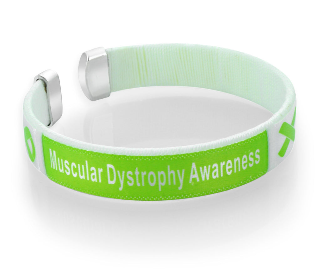 Muscular Dystrophy Awareness Bangle