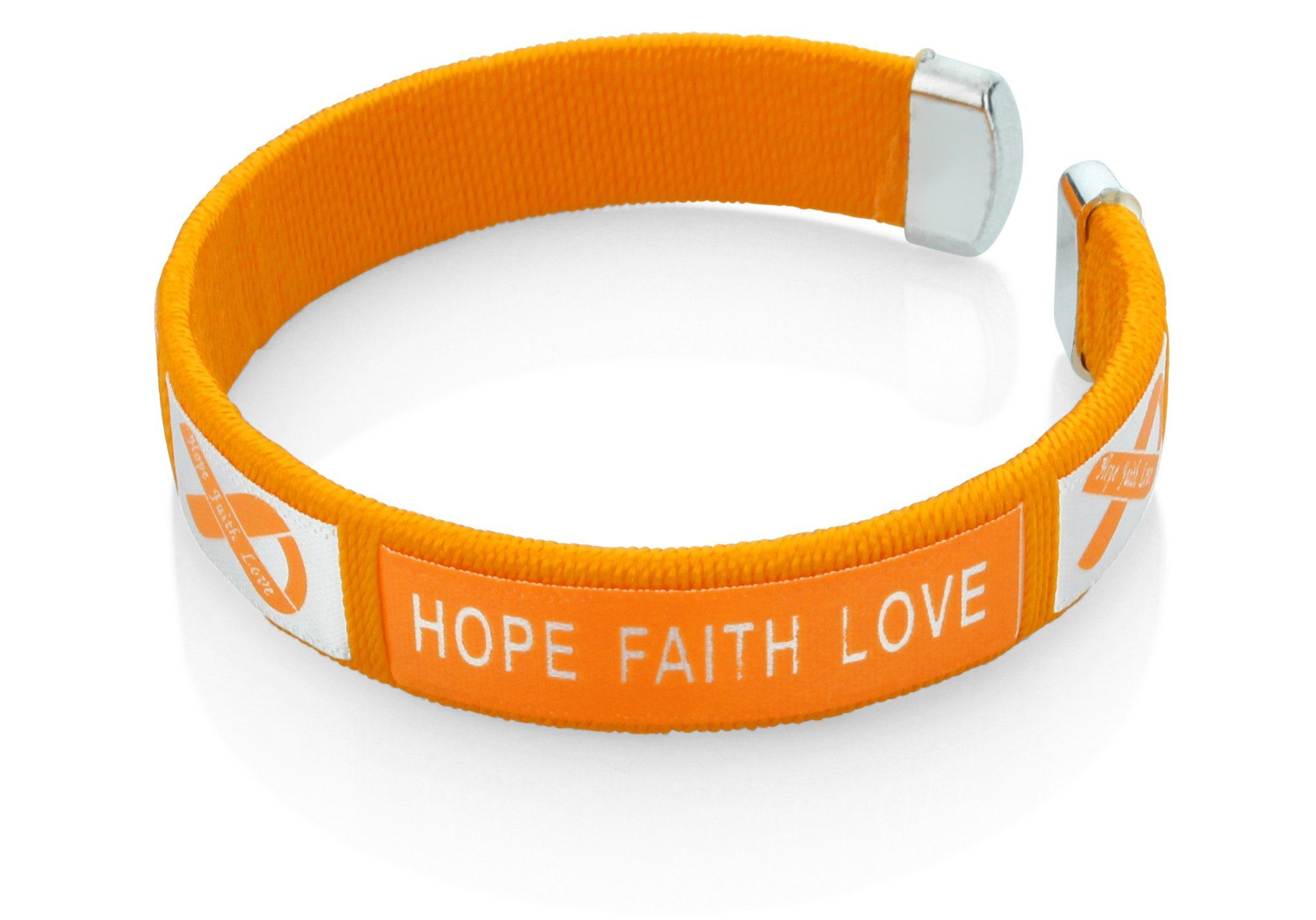 kidney ribbon i bracelet multiple pin cancer warrior orange sclerosis can do spinal ms