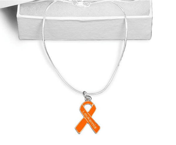 Leukemia Awareness Necklace