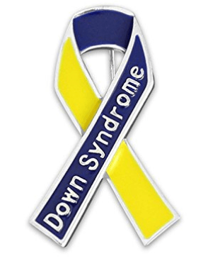 Down Syndrome Awareness Pin