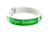 Organ Donation Awareness Bangle