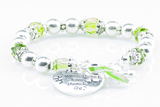 "Cerebral Palsy ""Where There is Love"" Awareness Bracelet"
