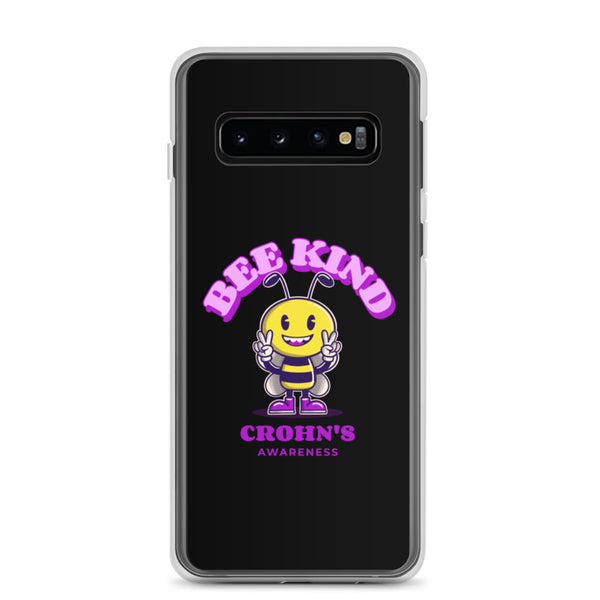 Crohn's Awareness Bee Kind Samsung Phone Case