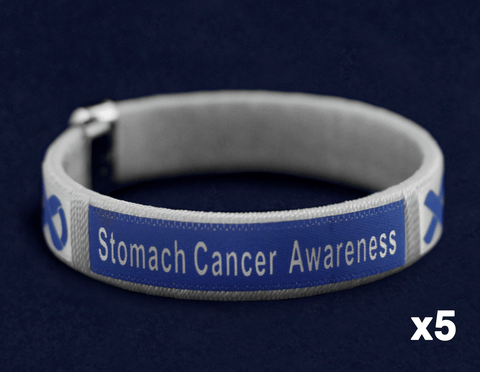 5 Pack Stomach Cancer Bangle
