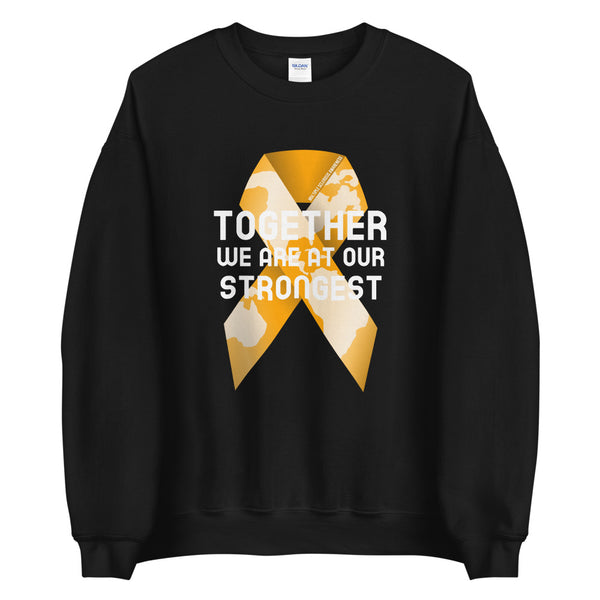 Multiple Sclerosis Awareness Together We Are at Our Strongest Sweater