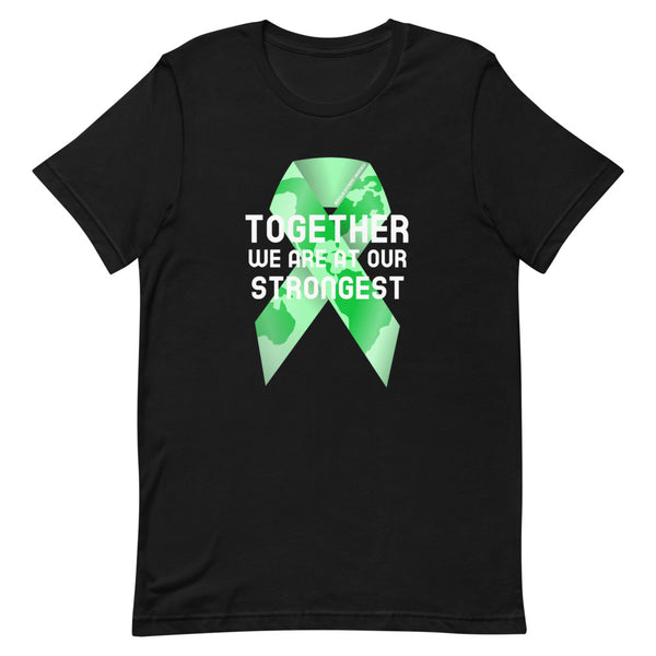 Muscular Dystrophy Awareness Together We Are at Our Strongest T-Shirt