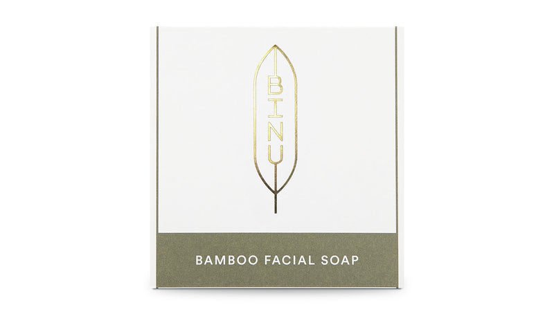 Bamboo Facial Soap