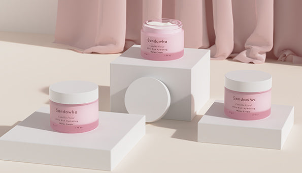 Ultra Rich Hydrating Camellia Floral Water Cream