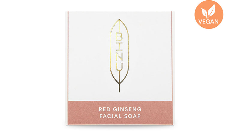 Red Ginseng Facial Soap