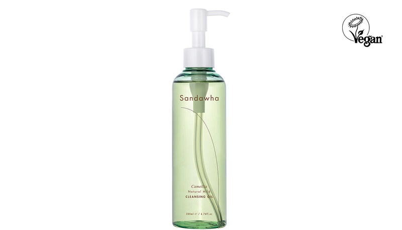 Camellia Natural Mild Cleansing Oil