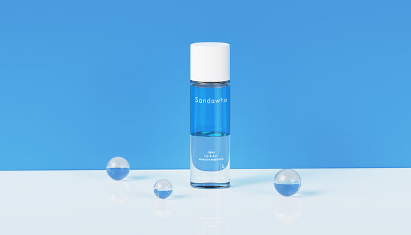 Aqua Lip & Eye Makeup Remover
