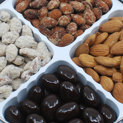 All Almonds Tin - Napa Nuts