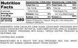 Nutrition Information for 1 pound Truffle Almonds