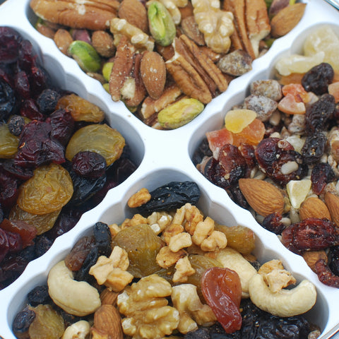 Healthy Options Tin - Napa Nuts